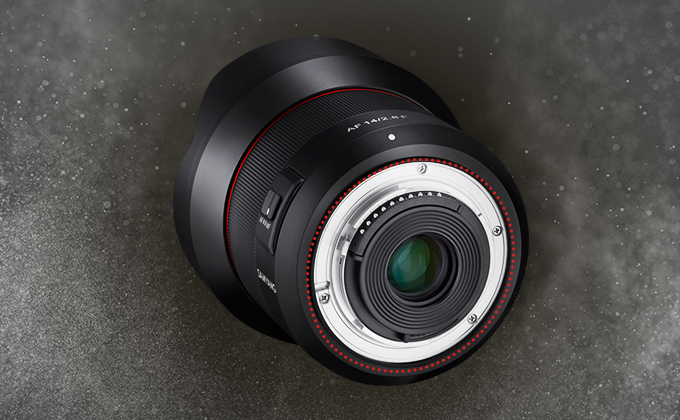 Samyang 森養 AF 14mm F2.8 F 自動對焦鏡頭 (Nikon F 接口) - 針對灰塵及濕氣的強密封性能