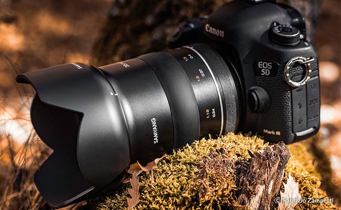 Samyang Premium XP 35mm F1.2 Lens - Solid metal and classy design – Samyang's representative premium lens