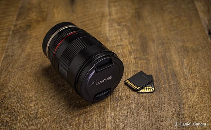Samyang 森養 85mm F1.8 ED UMC CS 鏡頭 - 優質便攜的無反鏡頭
