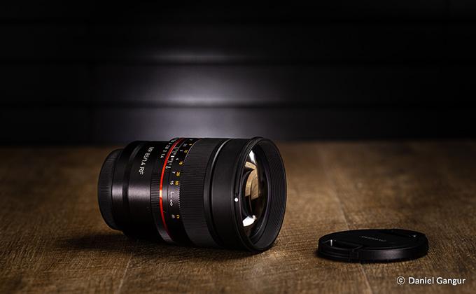 Samyang 森養 85mm F1.4 RF 鏡頭 (Canon EOS RF 接口) - RF 接口的手動長焦鏡頭