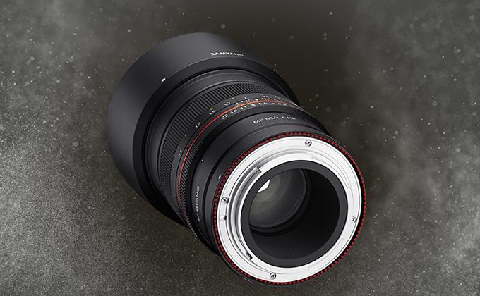Samyang 森養 85mm F1.4 RF 鏡頭 (Canon EOS RF 接口) - 針對灰塵及濕氣的強密封性能