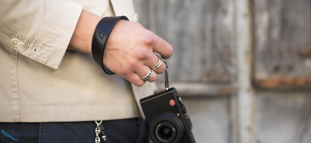 4V Design Camera Wrist Strap (ERGO) - Made in Italy