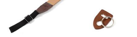 4V Design Camera Neck Strap (SELLA) - Adjustable Length Universal Fit