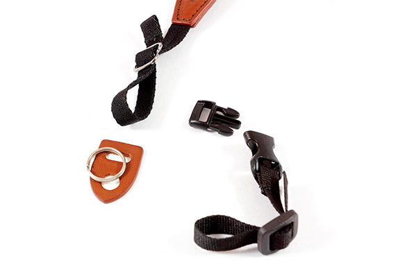 4V Design Camera Neck Strap (CLASSIC LARGE & MEDIUM) - Made in Italy