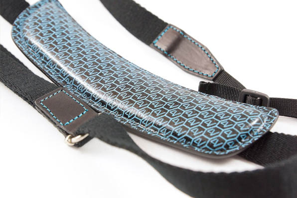 4V Design Camera Neck Strap (LUSSO LARGE) - Made in Italy
