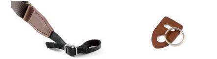4V Design Camera Neck Strap (LUSSO LARGE) - Adjustable Length
