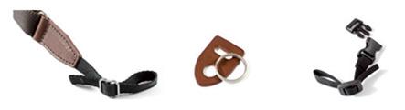 4V Design Camera Neck Strap (CLASSIC LARGE & MEDIUM) - MEDIUM Adjustable Length