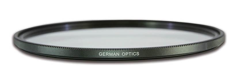 ProTama 天馬 EX-08 超薄高清納米多層鍍膜 MC UV 濾鏡 (大口徑) - 鈦金屬壓花邊框設計,更容易安裝及拆卸