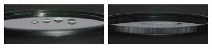ProTama 天馬 EX-08 超薄高清納米多層鍍膜 MC UV 濾鏡 (大口徑) - 鏡片兩面都採用四層專業光學納米鍍膜及防水防油防刮鍍膜