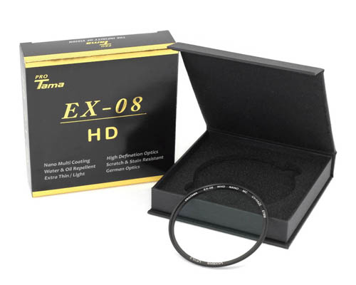 ProTama EX-08 HD UV Filter (Normal Size)