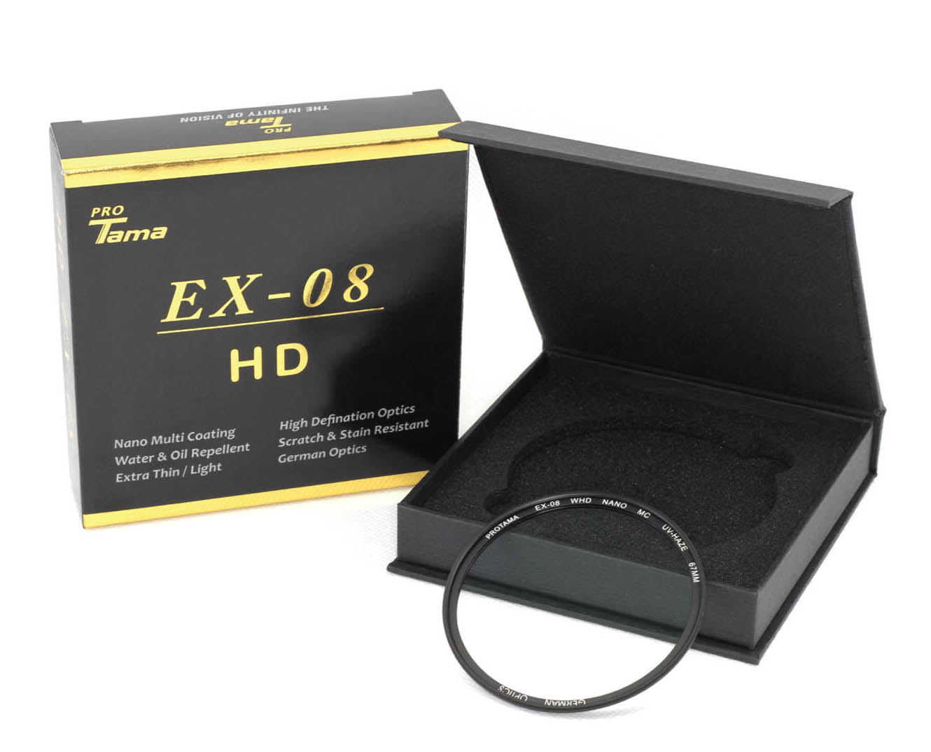 ProTama EX-08 HD MC UV Filter (Normal)