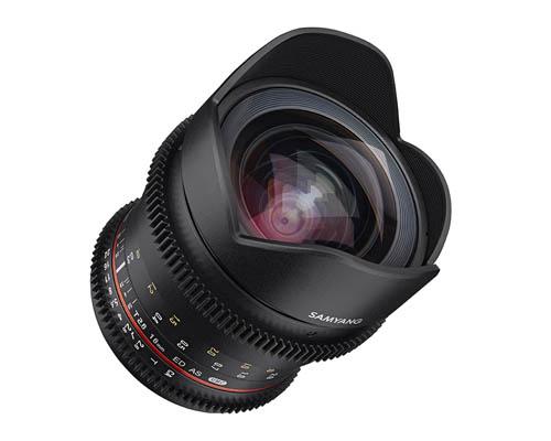 Samyang 16mm T2.6 Cine Lens