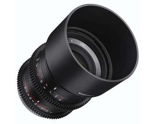 Samyang 35mm T1.3 Cine Lens