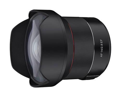Samyang 森養 AF 14mm F2.8 EF 鏡頭 (Canon 佳能接口)