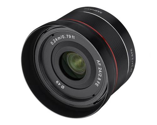 Samyang 森養 AF 24mm F2.8 FE 鏡頭 (Sony 索尼 E 接口)