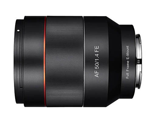 Samyang AF 50mm F1.4 FE Lens For Sony E