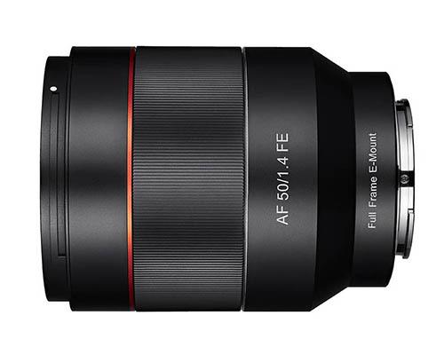 Auto Focus Lenses