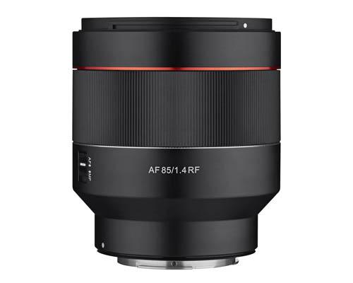 Samyang AF 85mm F1.4 RF Auto Focus Lens for Canon RF