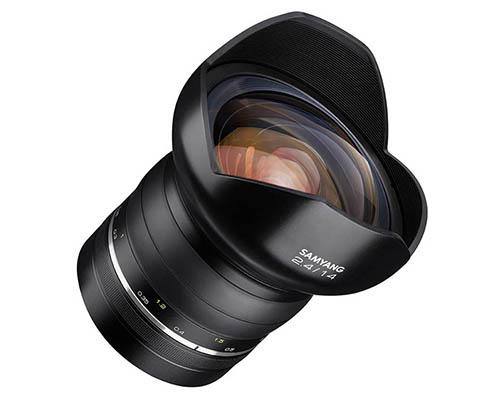 Samyang Premium XP 14mm F2.4 Lens