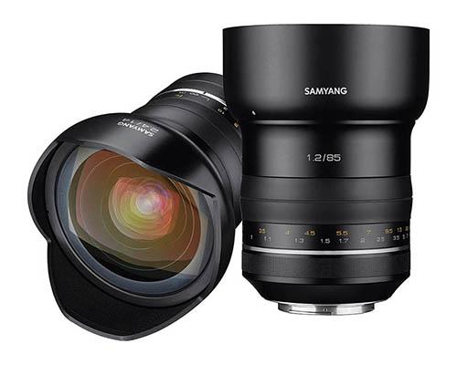 Premium XP Lenses