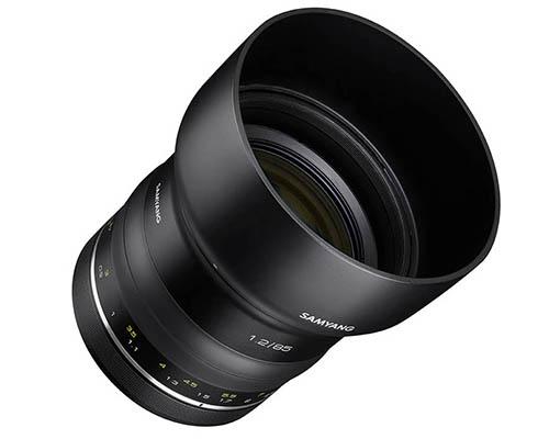 Samyang Premium XP 85mm F1.2 Lens