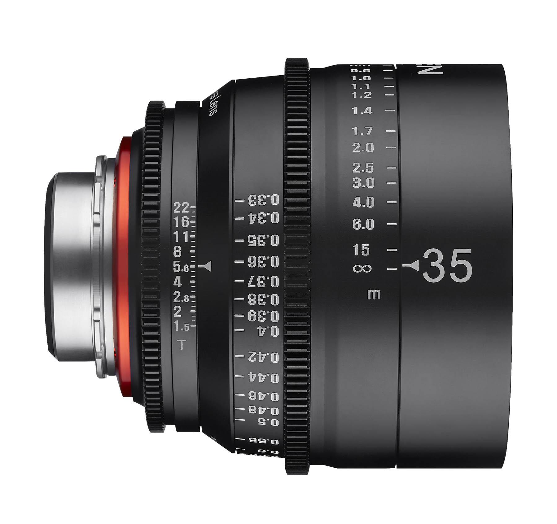 35mm T1.5