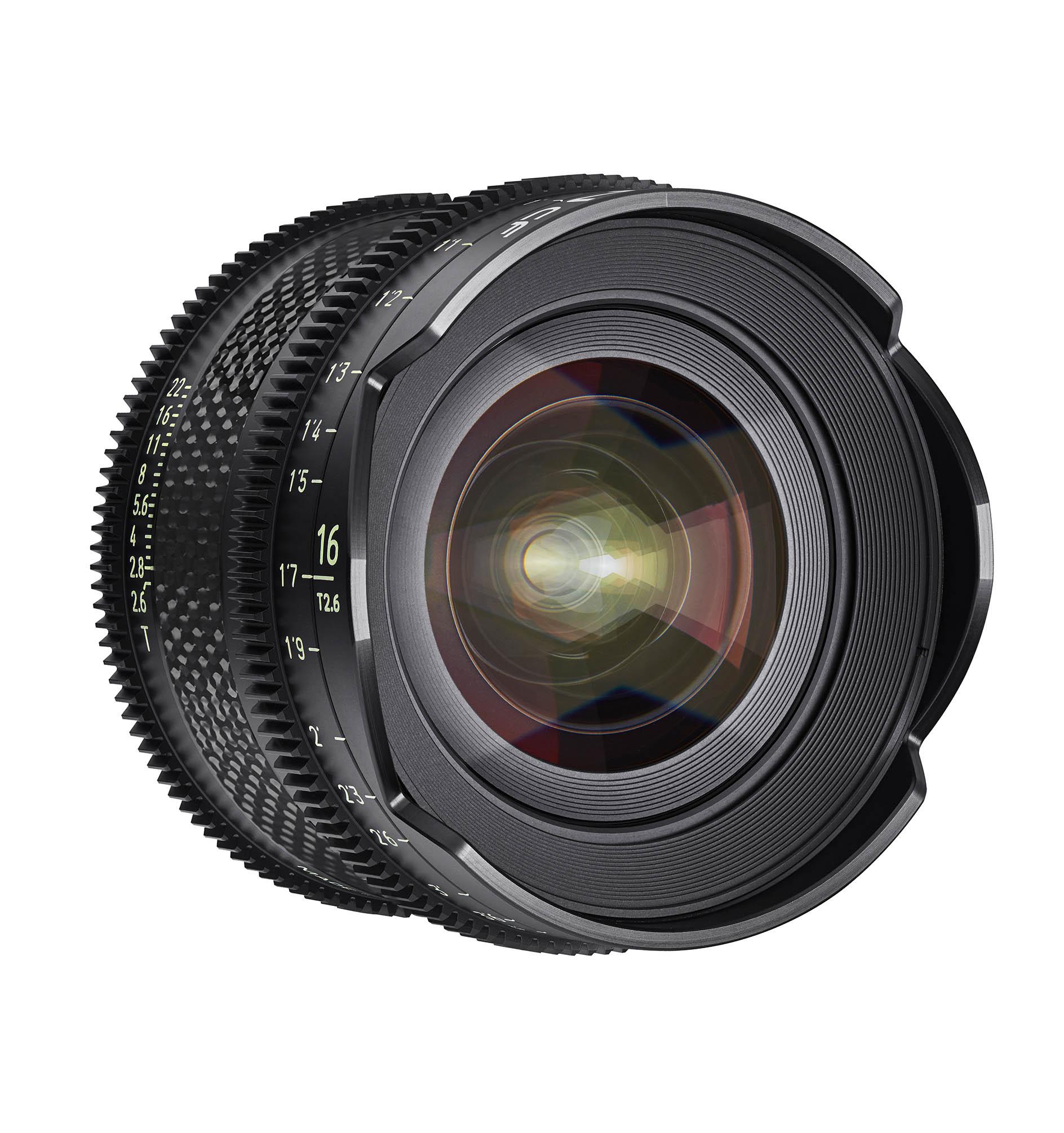 Xeen CF 16mm