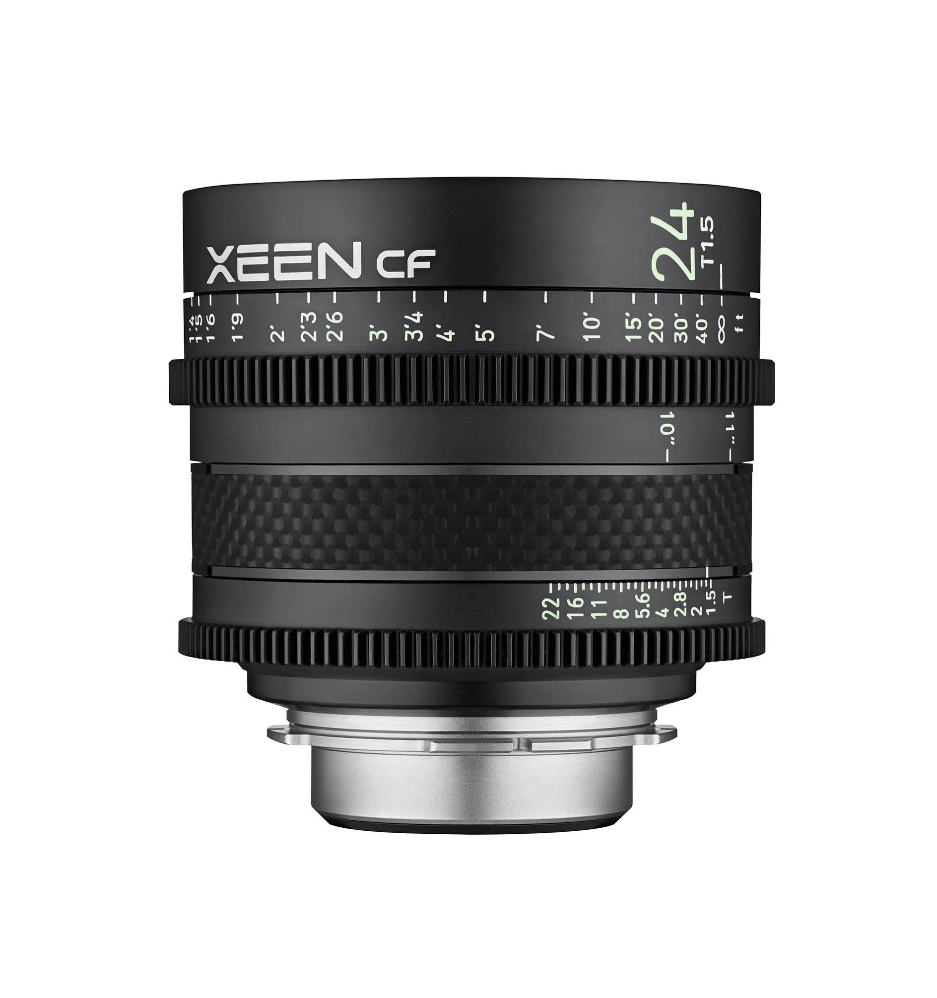 Xeen CF 24mm Front