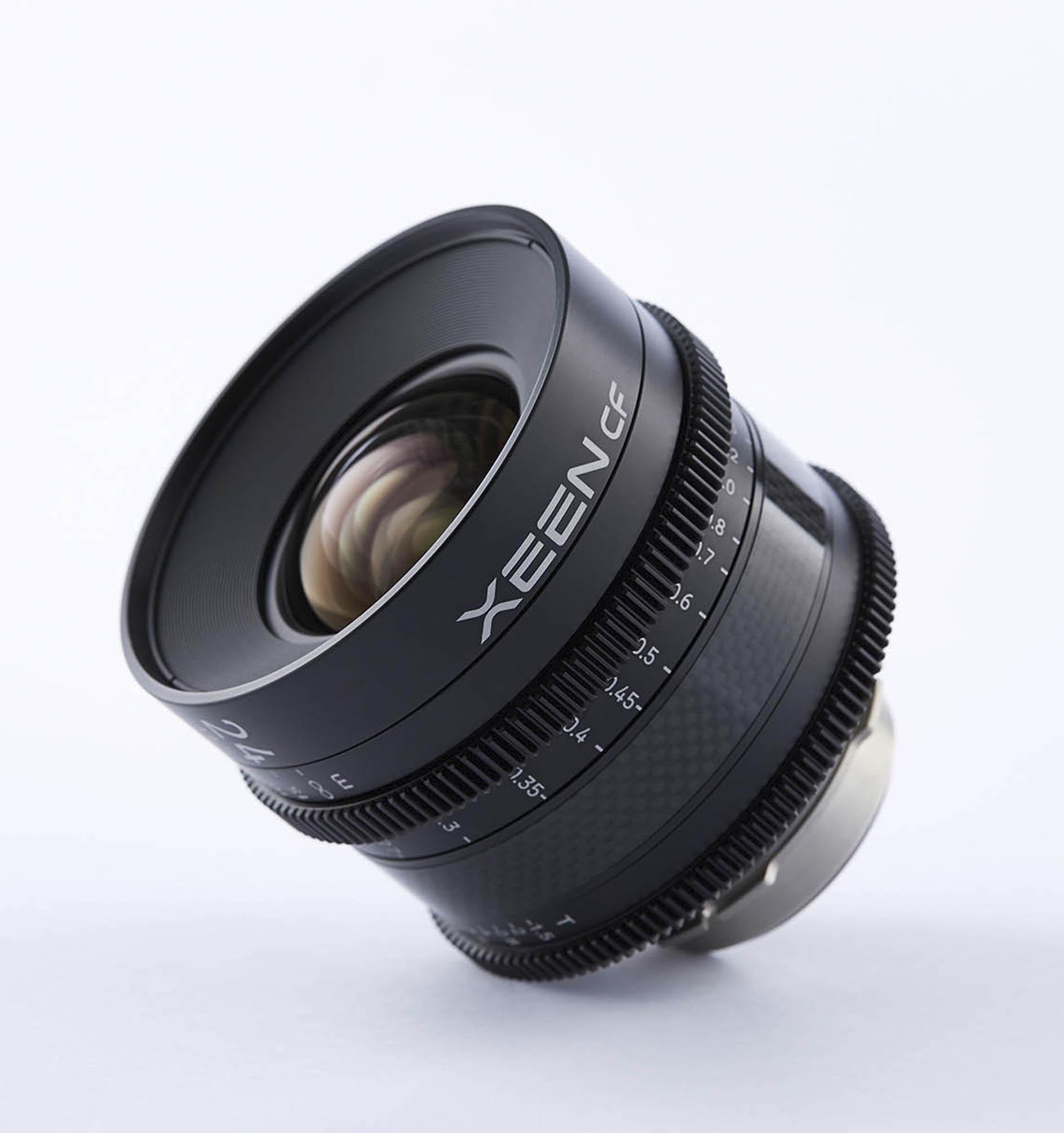 Xeen CF 24mm