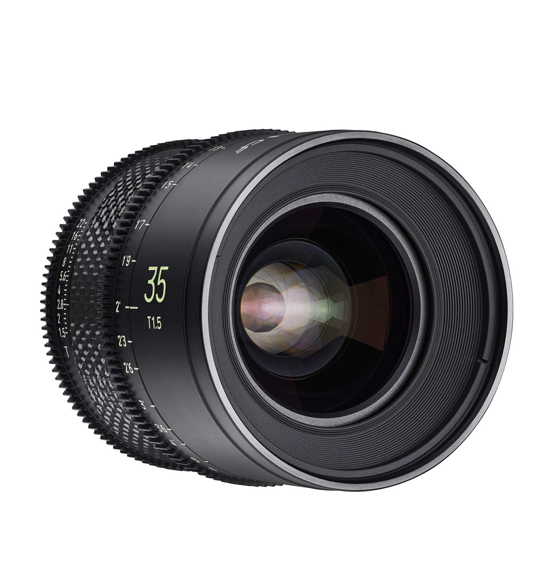Xeen CF 35mm
